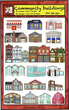 Library clipart community building Mapping Community  featuring Clips