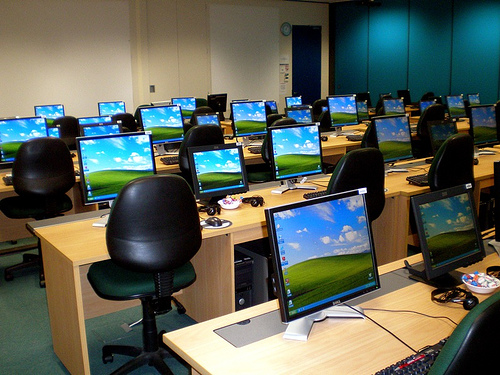 Software clipart computer lab In Computer Clipart Clipart Tips