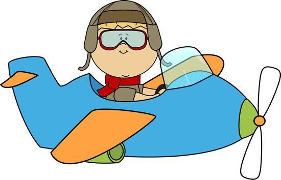 Library clipart cute Plane Free Airplane Clip art