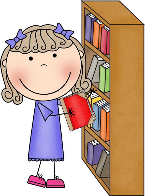 Library clipart cute Pin Find Pinterest this Cute