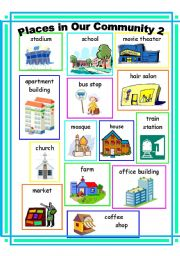 Place clipart community printable Free Art Clip Places Places