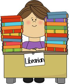 Library clipart different place Clip is sitting free of