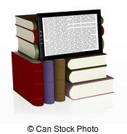 Library clipart digital library Clipart library Digital 8