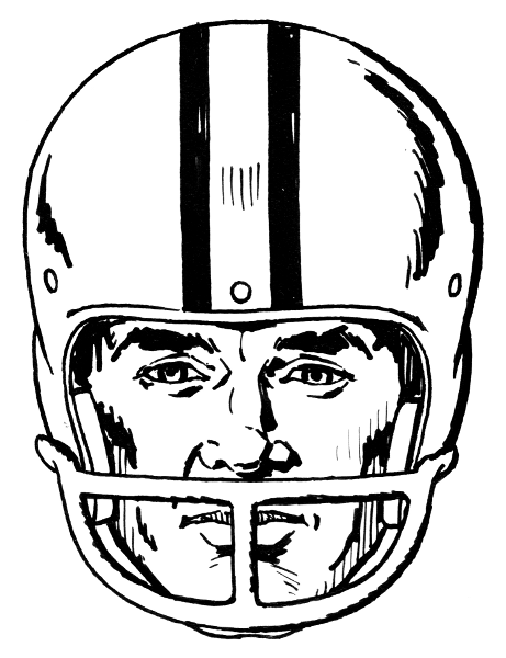 Sketch clipart football Art Clipart Front Clip Free