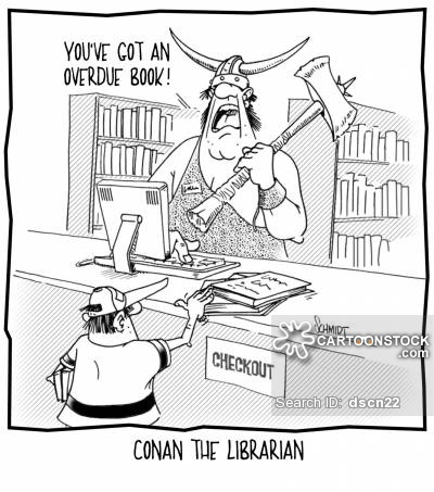 Library clipart funny Funny Library Library cartoons funny