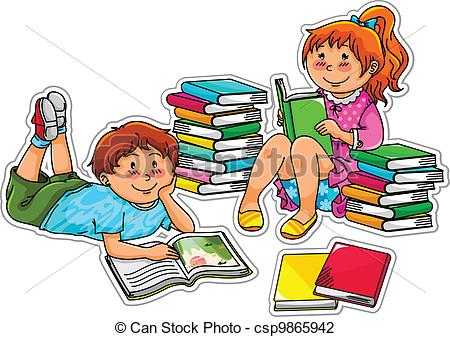 Library clipart honest child Clipart Clipart For Kids Free