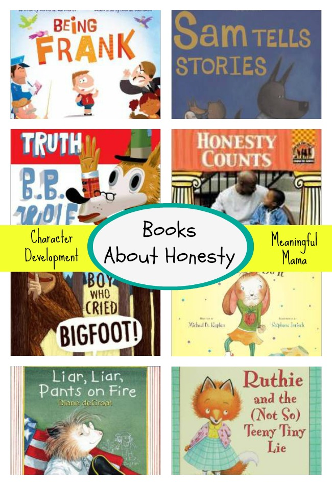 Library clipart honest child Kids Honesty About  Books