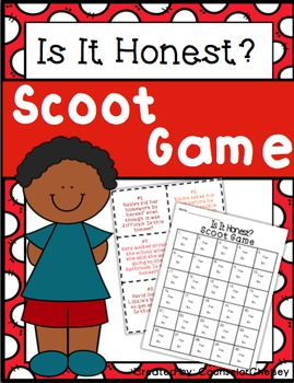 Library clipart honest child Between dishonest Scoot and learn