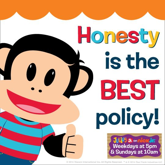 Library clipart honest child The Encourage Honesty kids images