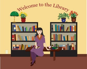 Library clipart illustration Clipart microsoft Cliparting clipart microsoft