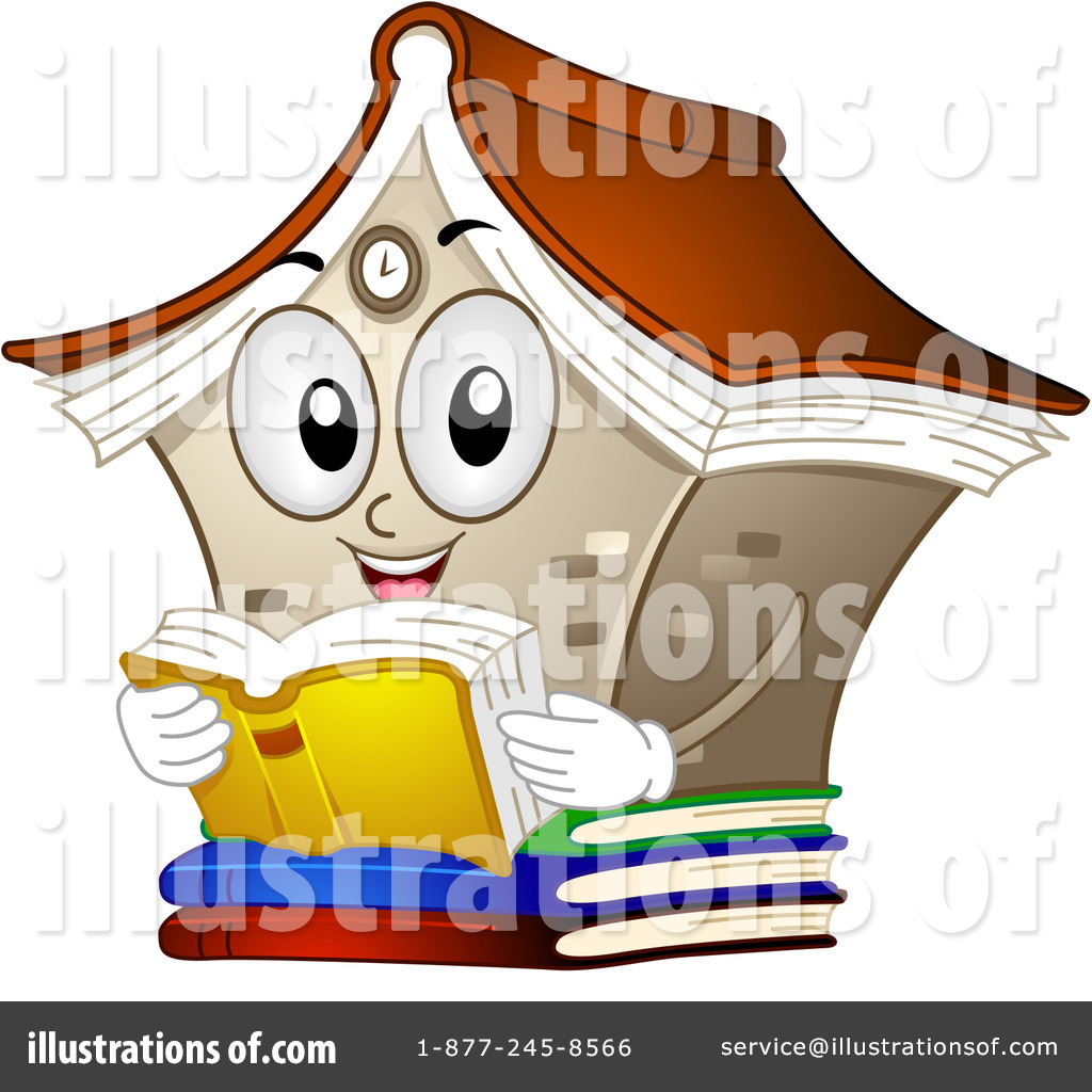 Library clipart illustration Illustration by 157 Clipart sample