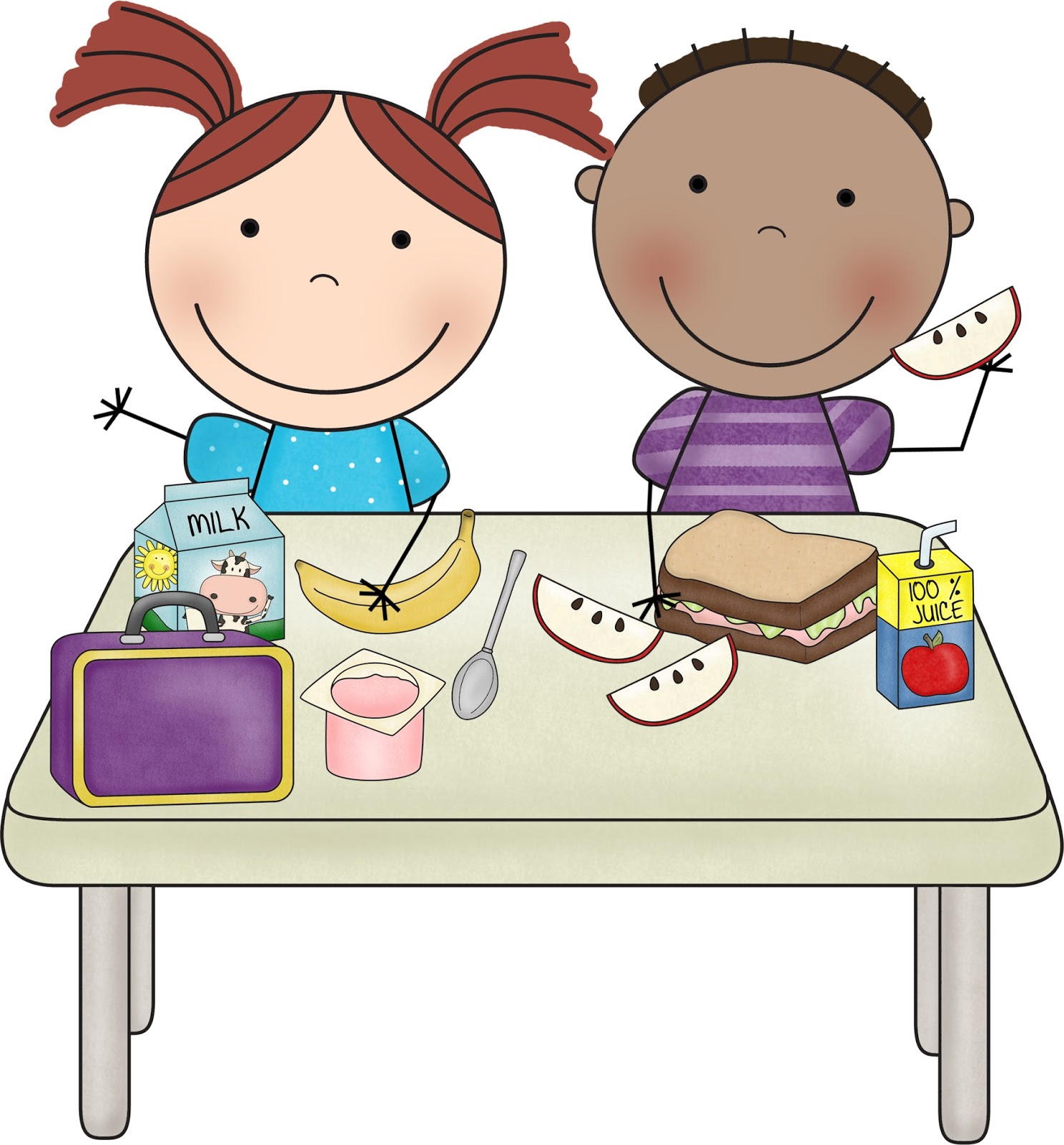 Library clipart kindergarten Clipartix Pictures lunch Free Clip