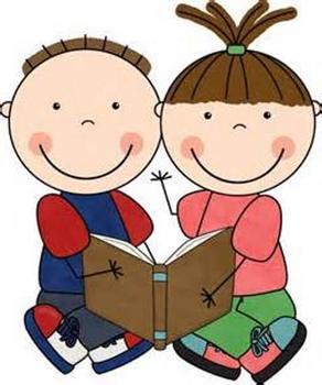 Library clipart kindergarten Kindergarten to story! Cougars Listen