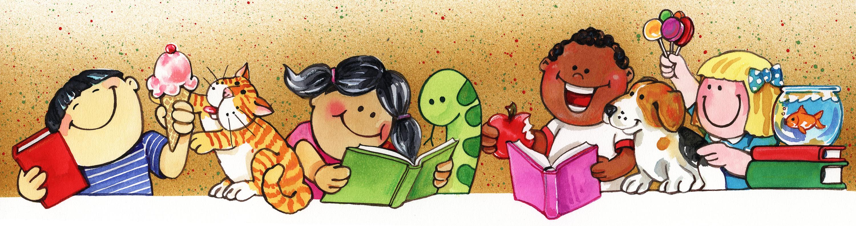 Library clipart kindergarten Cloverdale of Kindergarten  Church