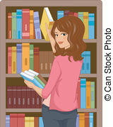 Women clipart librarian Library Librarian images lenm2/294; and