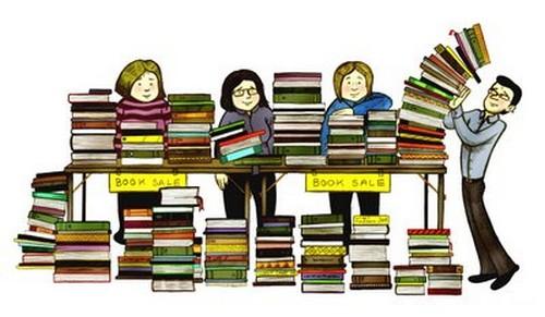Bobook clipart literature »  Library Utica Public