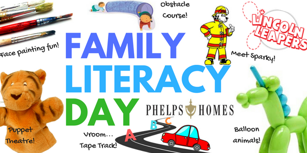 Library clipart literacy day Grimsby day + 2017 at