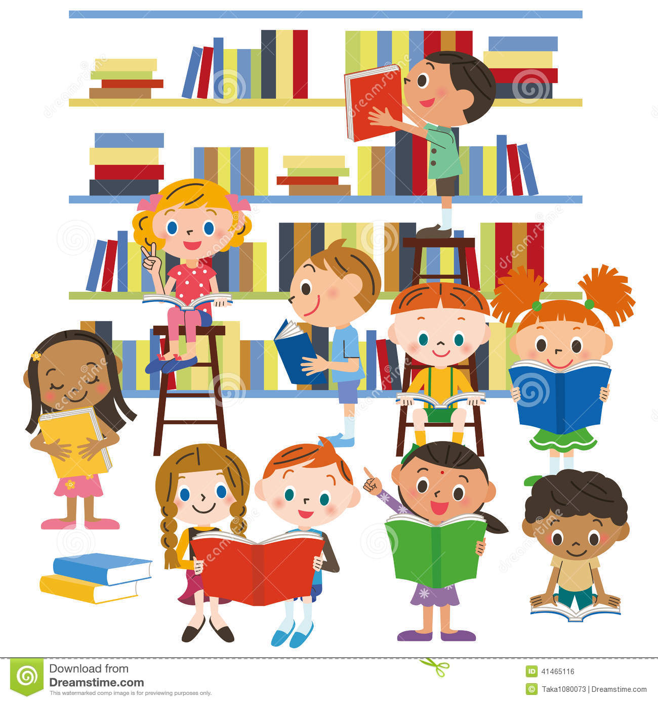 Library clipart local AUTHORS BOOK  PICTURE Chinook