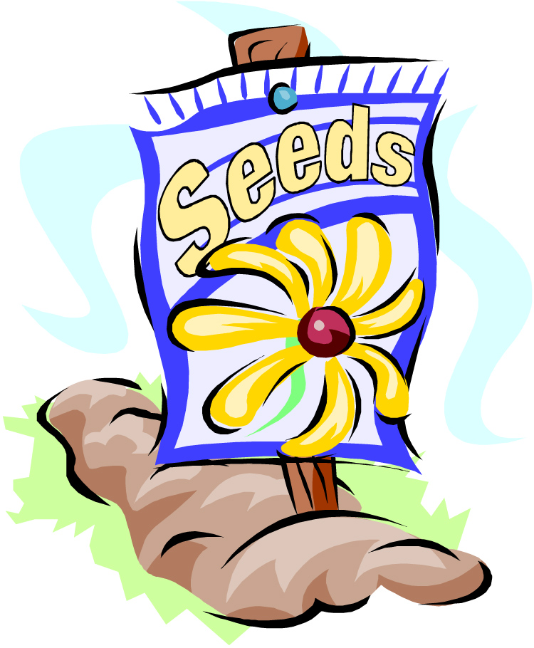 Seed clipart kid plant County Free Library Clip Public