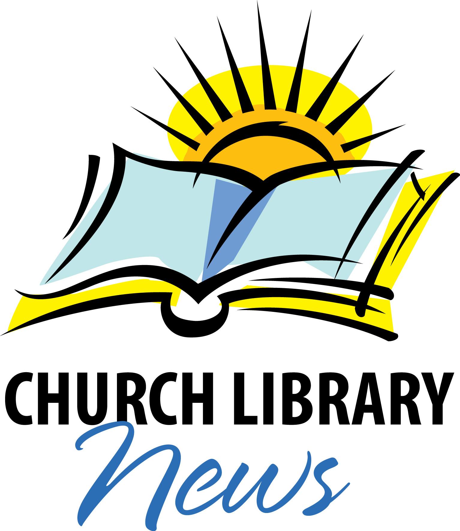 Library clipart news  Church Lutheran Church Library