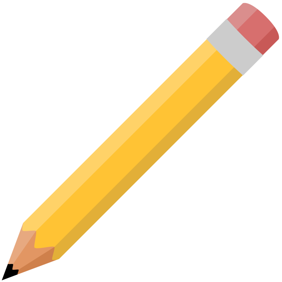 Pencil clipart transparent background Mechanical Free East than Art