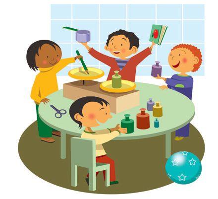 Game clipart preschool Preschool Free Clip Art Download