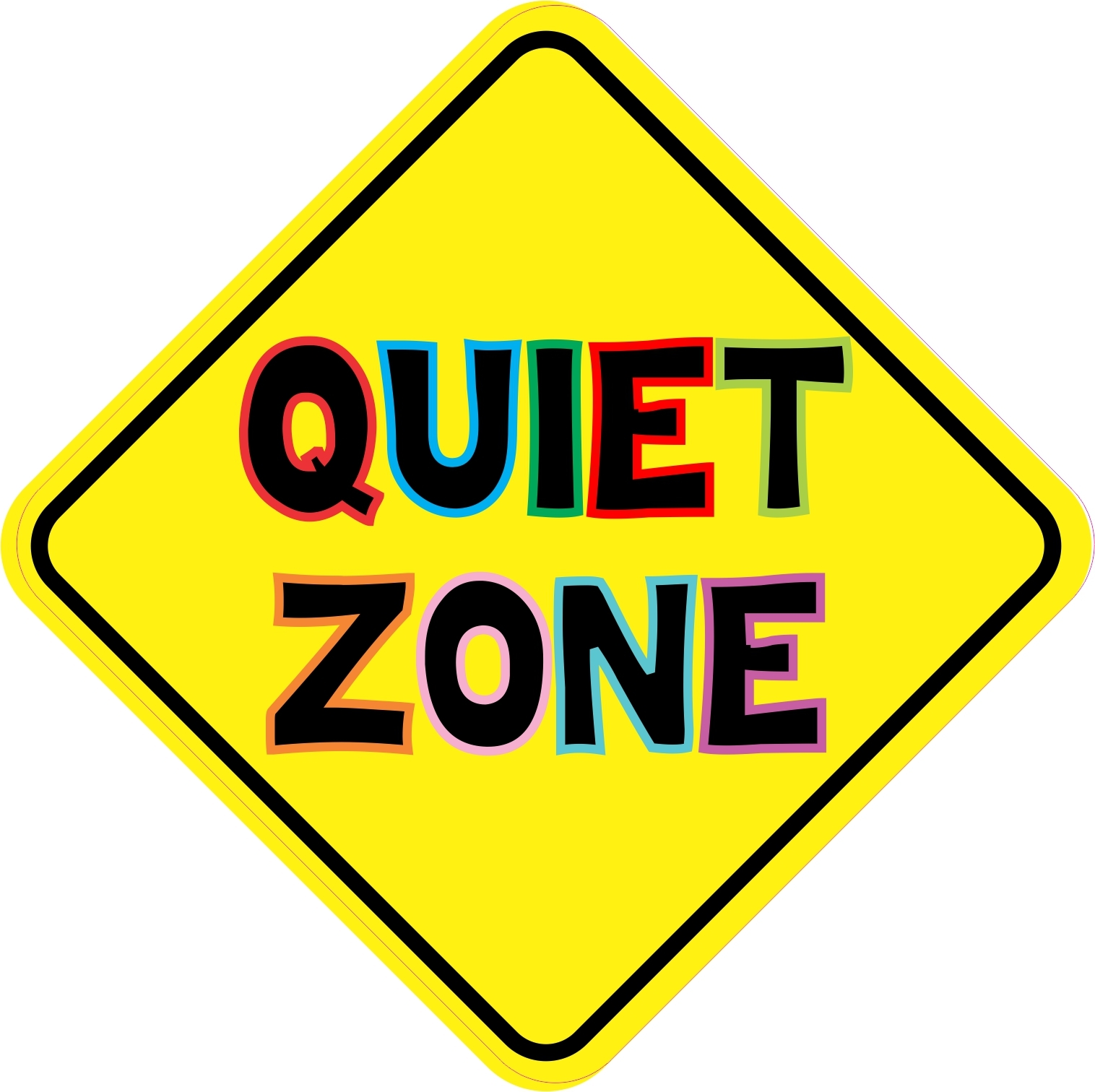 Library clipart quiet place Shhh Download Clip on Quiet