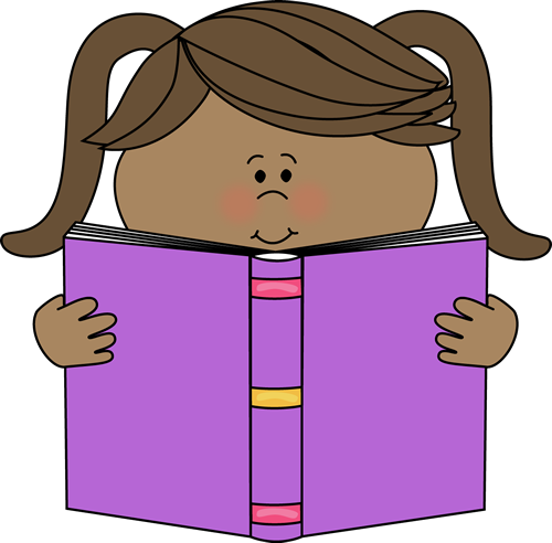 Library clipart reader Be Art Clip Free on
