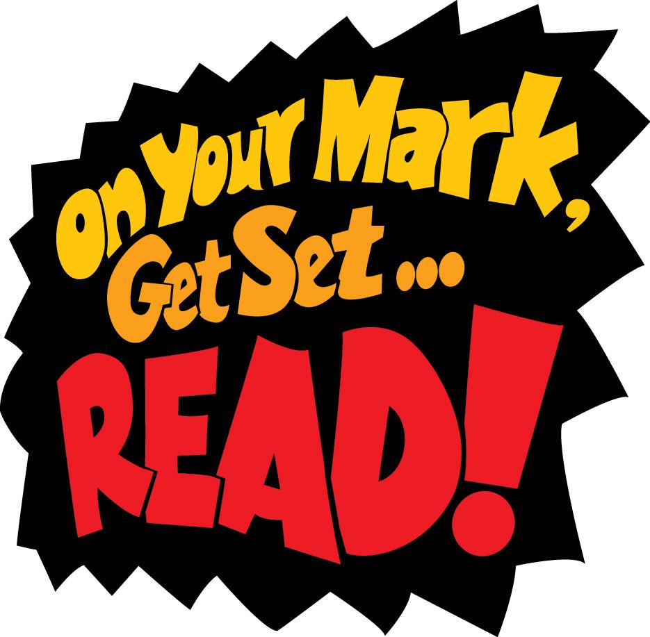 Library clipart reader Logo Public Summer Reader Program