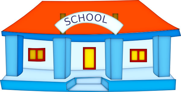 Larger clipart school building Images Panda Free Clipart Library