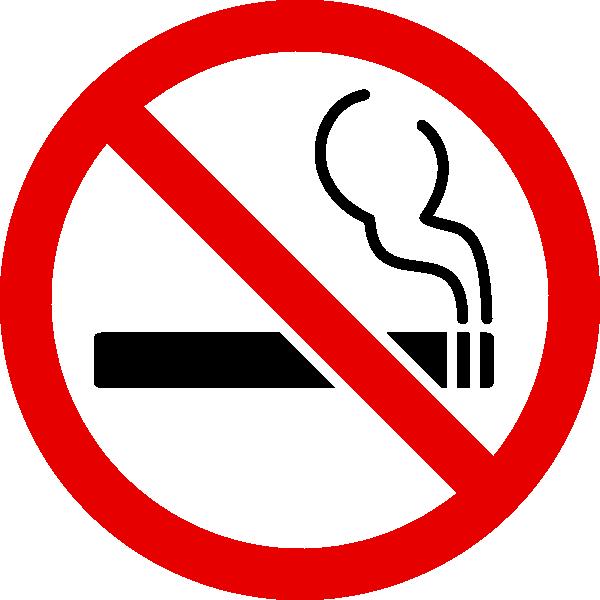 No Smoking clipart anti smoking  Art Clip library Free