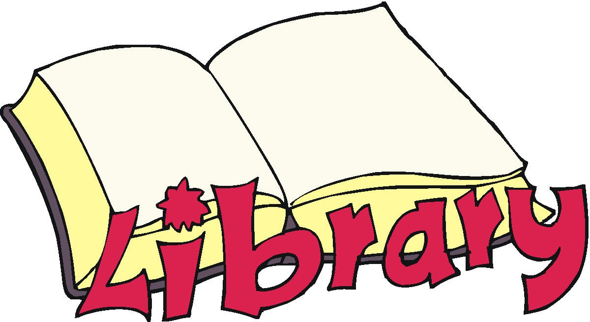 Library clipart sign Library sign com Cliparting sign