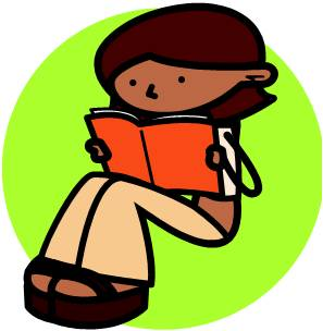 Library clipart silent reading Free Panda Language Images Clipart