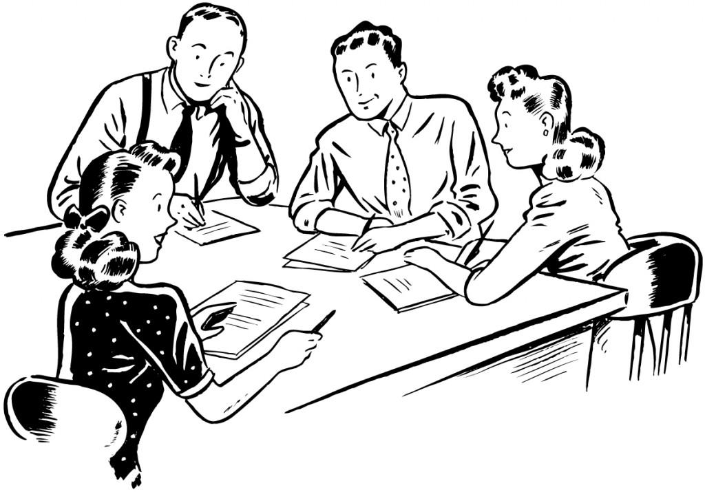 Office clipart staff room Peer Clip Pressure Art Download