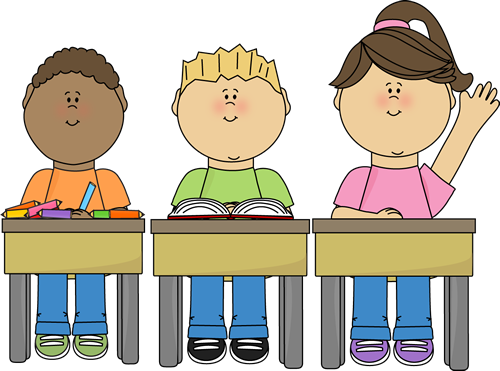 Desk clipart cute Alt=Student png Cliparts Students learning