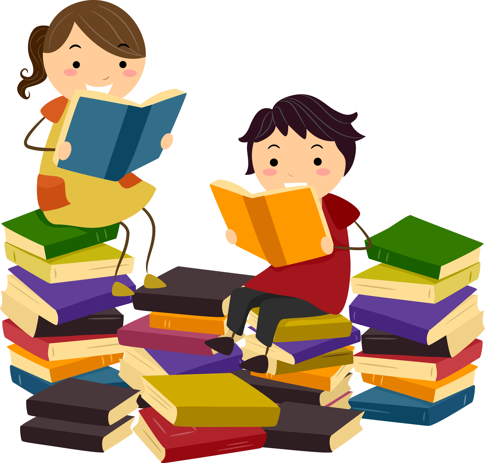 Bobook clipart literacy And Inspiration Cliparts Library at