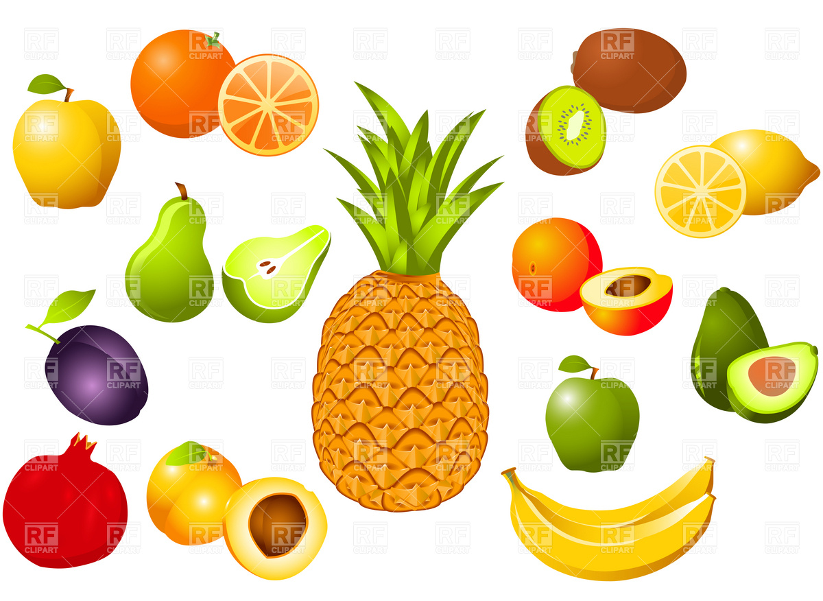 Library clipart vector Beverages Fruits Fruit Clip clip