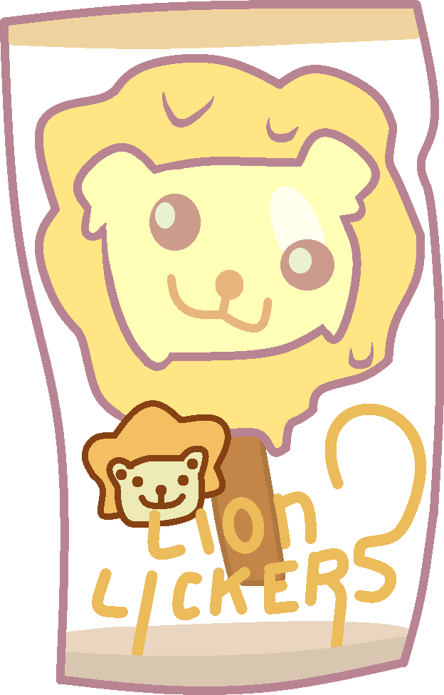 Licker clipart backpack FANDOM powered Universe Lickers Lion