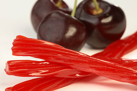 Licorice clipart cherry Fashioned Old Licorice flavored Fruit