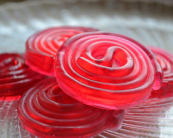 Licorice clipart cherry Cherry Red Candy Soap Realistic