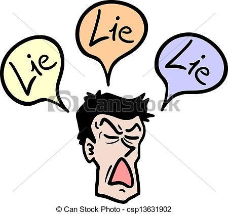 Lies clipart Clipart Clipart Lie Clipart Images