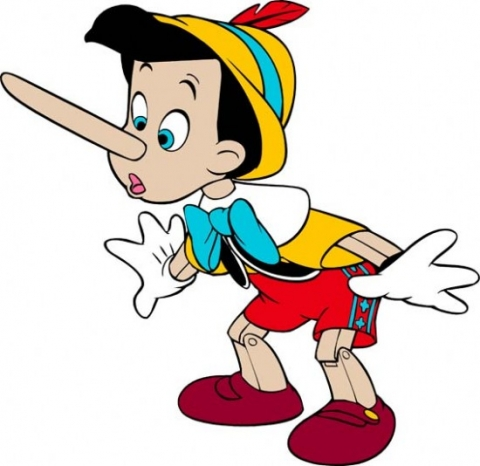 Lies clipart Lies Nose Clipart cliparts Pinocchio