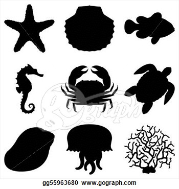 Life clipart silhouette Animals collection clipart silhouette clipart