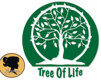 Life clipart silhouette Tree files Tree life of