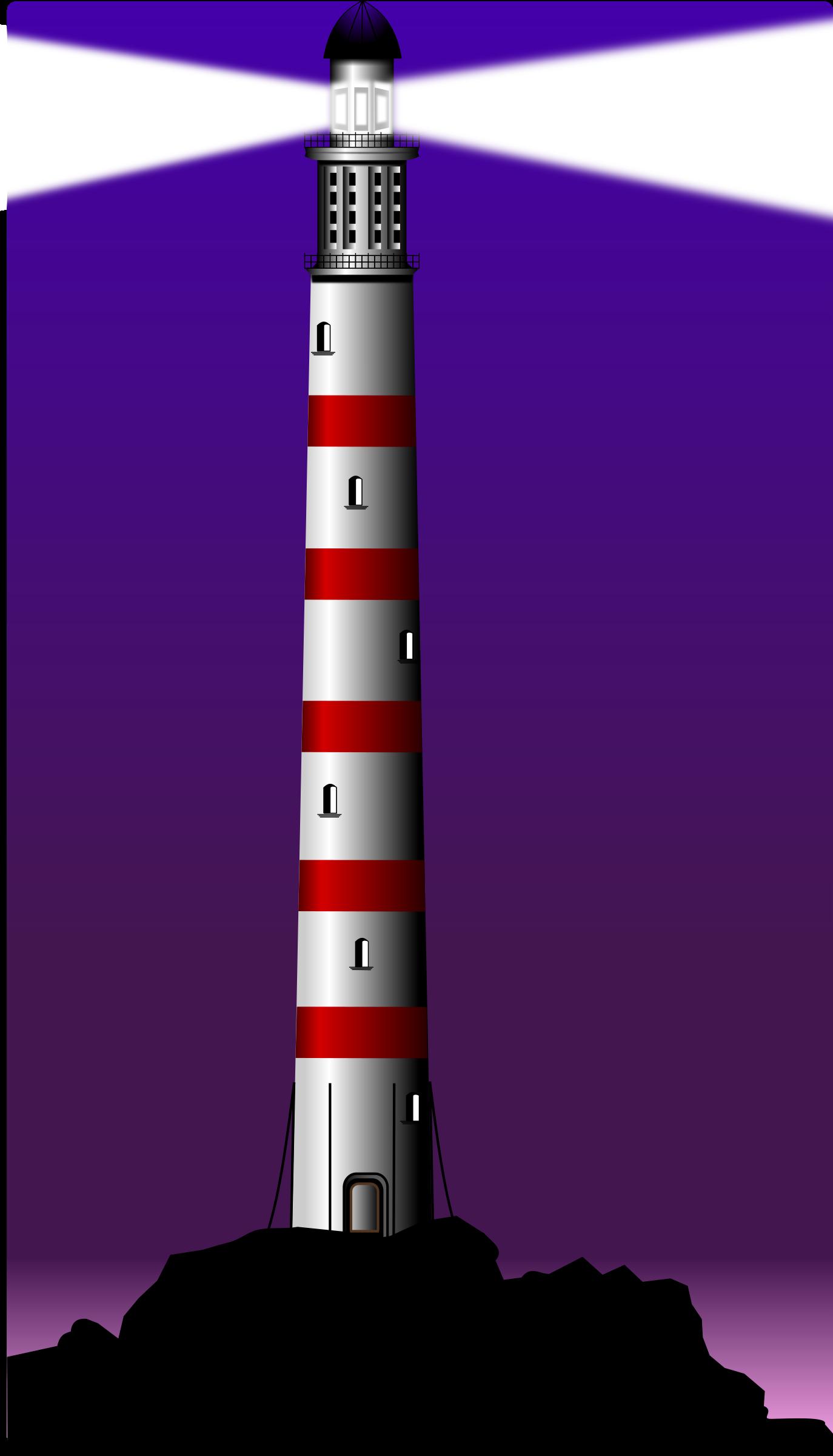 Lighhouse clipart purple Lighthouse Lighthouse Clipart