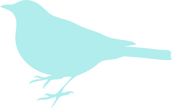 Bluebird clipart early bird This Clker image online at