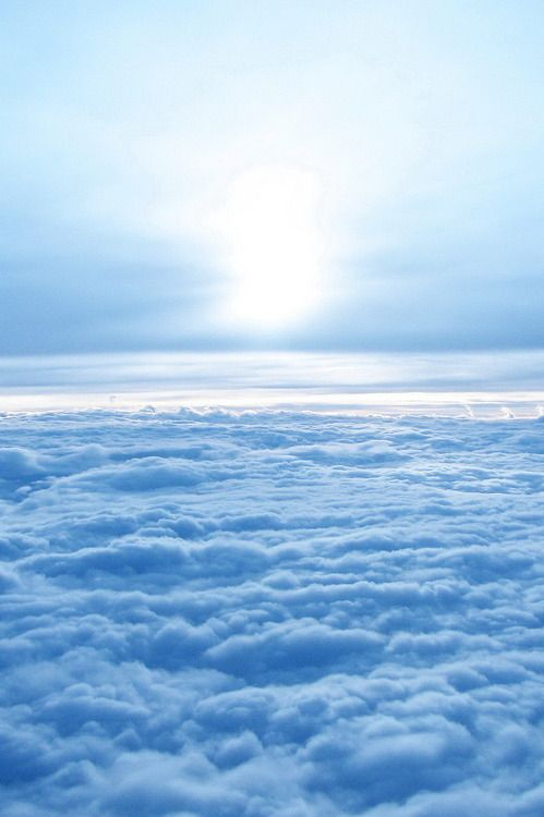 Light Blue clipart cloudy sky Blue of The clouds Clouds