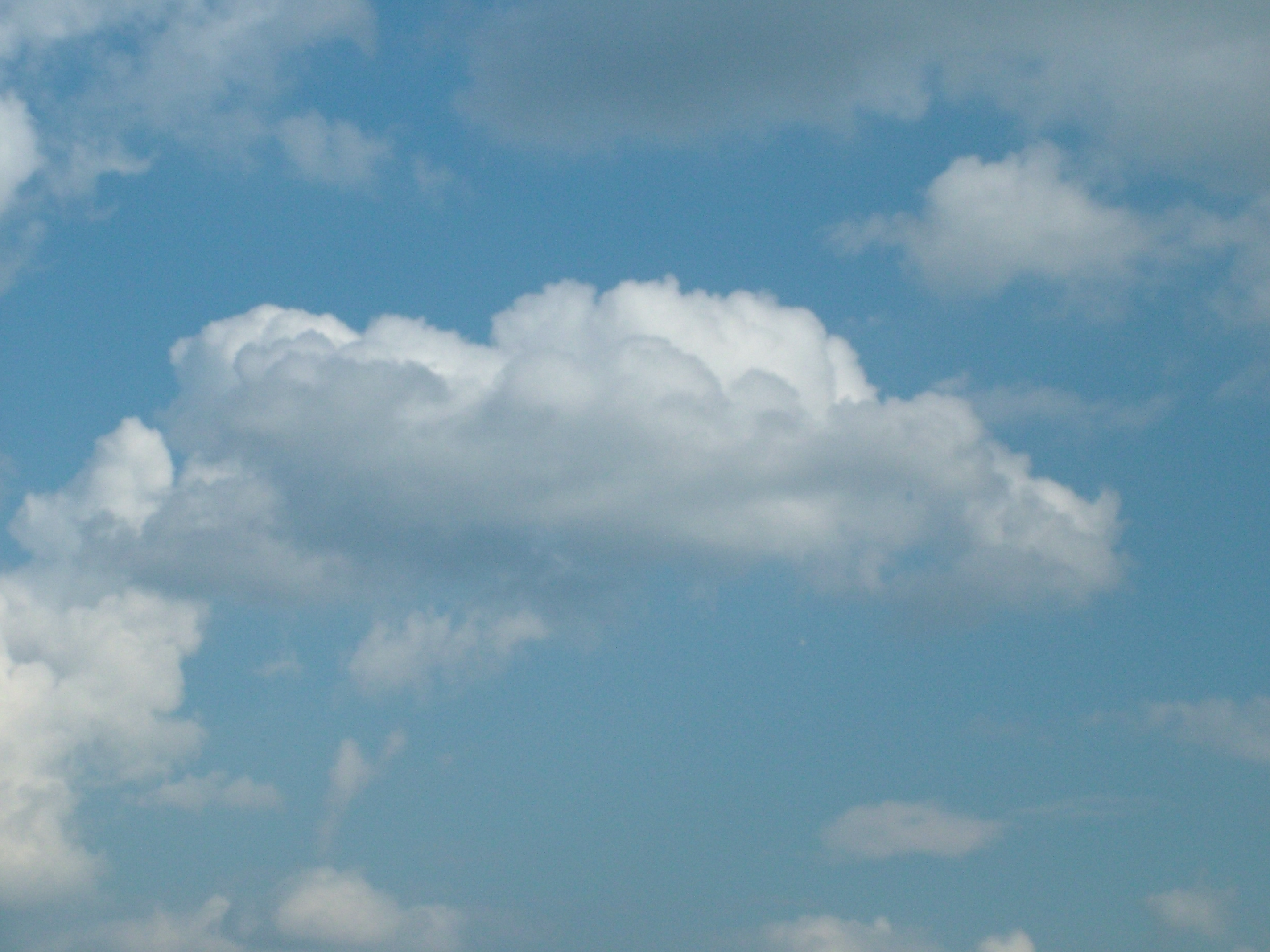 Light Blue clipart cloudy sky Free Royalty Clouds Free Clouds