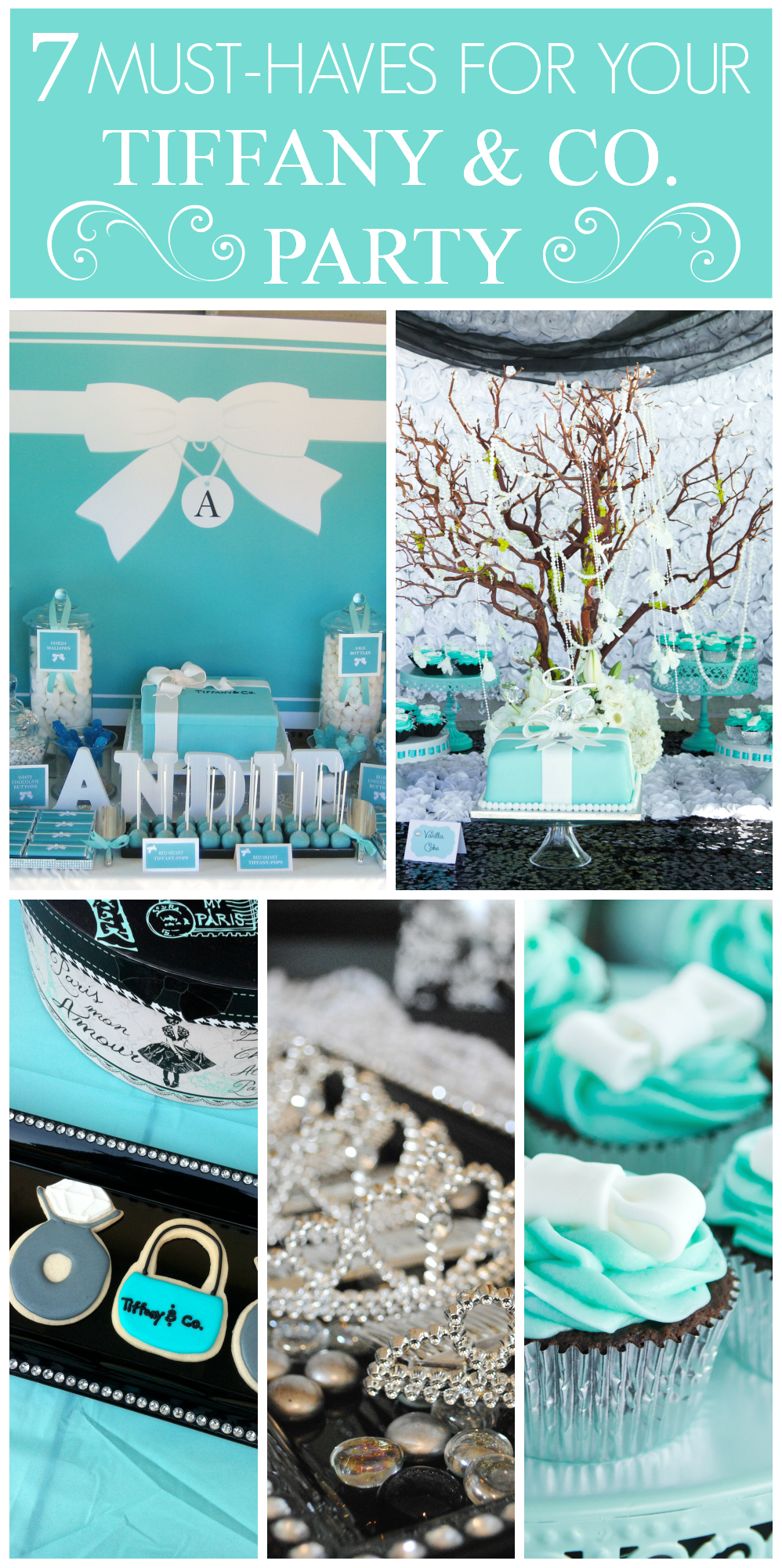 Light Blue clipart tiffany and co Parties party sweet birthdays girl