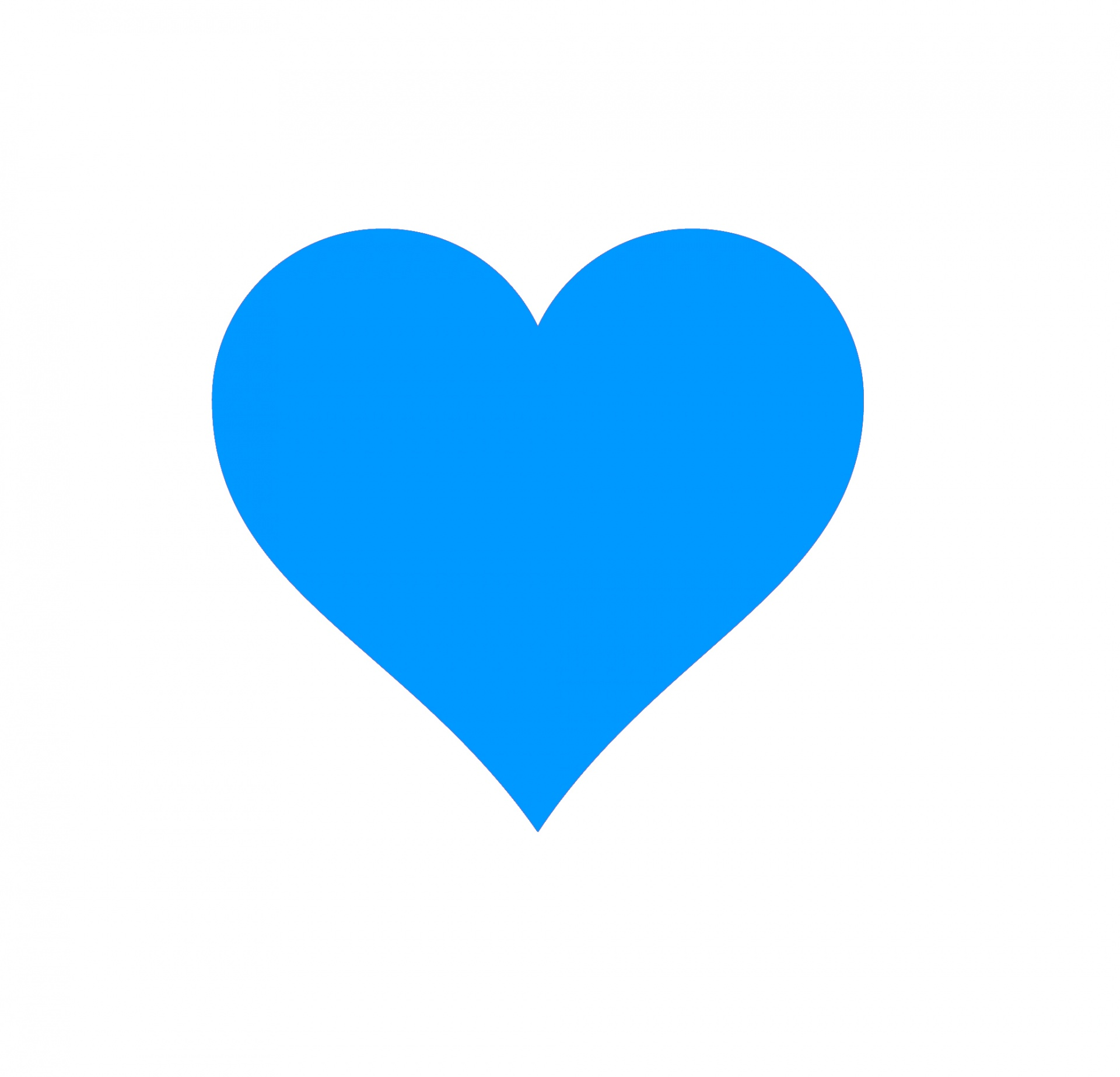 Light Blue clipart turquoise heart Clip Free Art Free